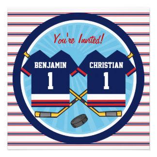 El hockey sobre hielo hermana a la 1ra fiesta de c