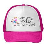 El hockey tonto de los muchachos está para los chi gorras