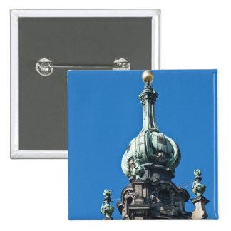 El hofkirche iglesia de la corte Dresden 2 Pins