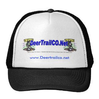 el hogar de Deertrailco.net hizo los Web pages del Gorro De Camionero