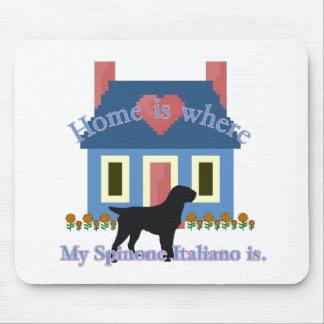 El hogar de Spinone Italiano es Tapetes De Raton
