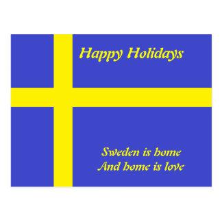 El hogar de Suecia es postales del amor