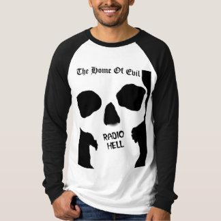 El hogar del jersey malvado del cráneo