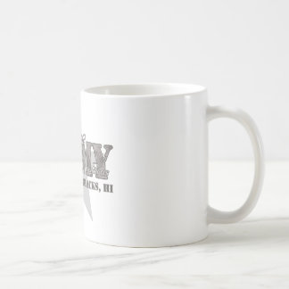 El hogar es adonde el EJÉRCITO nos envía Taza De Café