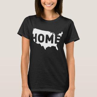 El hogar es donde está América Playera