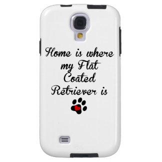 El hogar es donde está mi perro perdiguero Plano-R