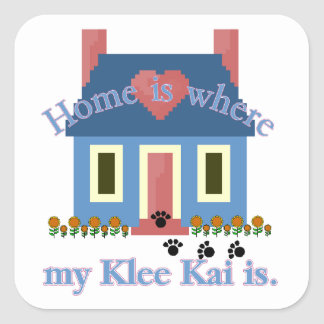 El hogar es Klee de Alaska Kai