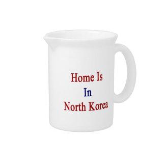 El hogar está en Corea del Norte