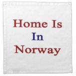 El hogar está en Noruega