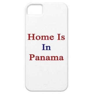 El hogar está en Panamá iPhone 5 Coberturas