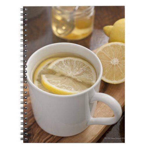 el hogar hizo el remedio del frío y de la gripe; l cuadernos