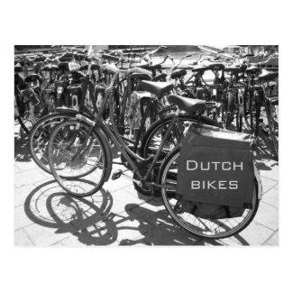 El holandés Bikes la postal de la foto