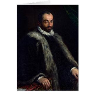 El hombre barbudo 1580 felicitaciones