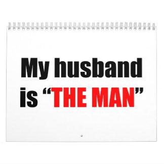 El hombre calendarios