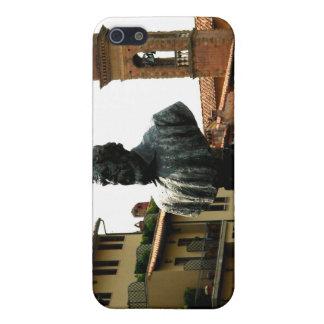 El hombre de la ciudad iPhone 5 carcasas