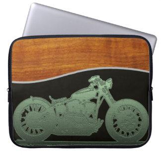 El hombre de la motocicleta manga computadora