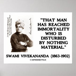 El hombre de Vivekananda del Swami alcanzó el Impresiones