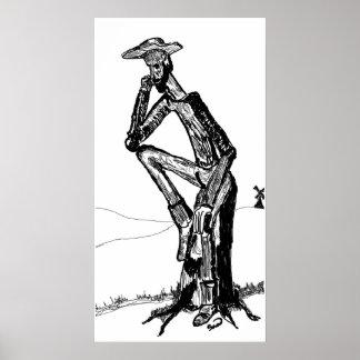 El hombre del La Mancha Póster