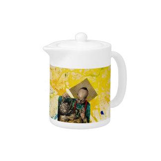 El hombre del té de Michael Moffa