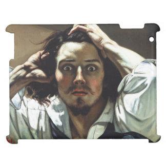El hombre desesperado de Gustave Courbet