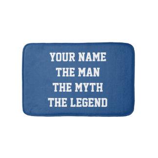 El hombre el mito de la leyenda la estera de baño