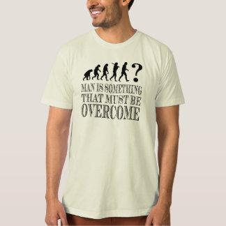 El hombre es algo que debe ser superado camisas
