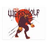 El hombre lobo: Lycan Tarjetas Postales