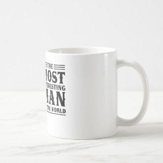 El hombre más interesante del mundo taza de café