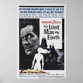 """""""El hombre pasado en 1964) carteles de película de Póster"""