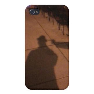 El hombre que no estaba allí iPhone 4/4S funda