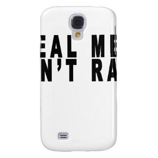 El hombre real no viola Shirt.png Funda Para Galaxy S4