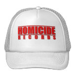 El homicidio registra el gorra