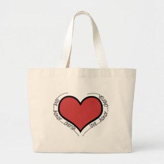 el honor del amor acaricia bolsa