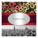 El horizonte BW 1 de NYC, alta línea florece 2 que Invitación