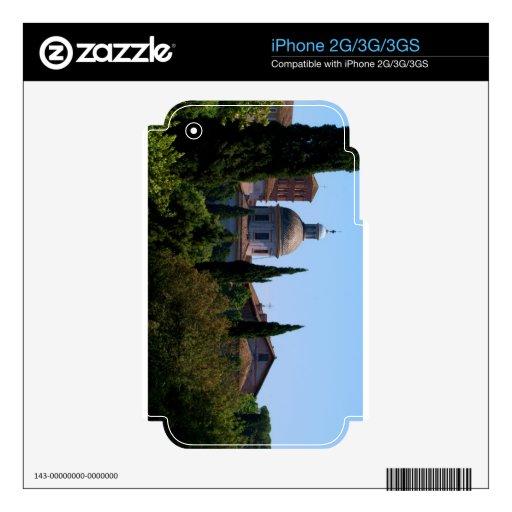 El horizonte de Roma Skins Para eliPhone 2G