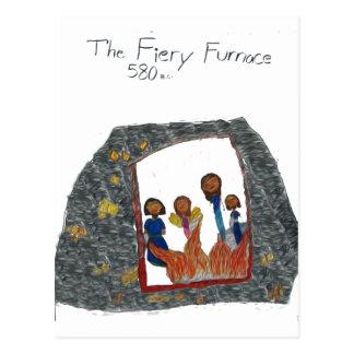 El horno de Firey Postal