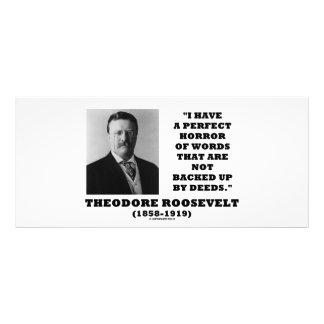 El horror perfecto de Theodore Roosevelt redacta h Lona
