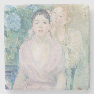 El Hortensia, o las dos hermanas, 1894 Posavasos De Piedra