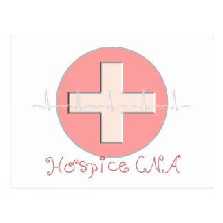El hospicio PUEDE ayudante de cuidado certificado Postal