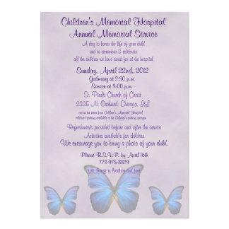 El hospital conmemorativo de los niños invita