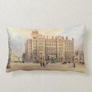 El hotel de Langham, lugar de Portland, Londres W. Cojín