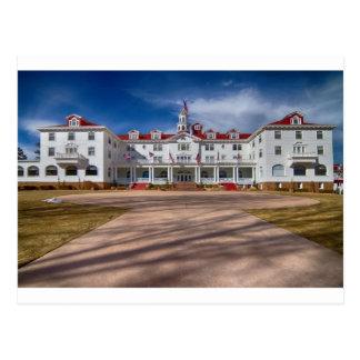 El hotel de Stanley Tarjetas Postales