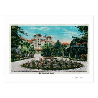 El hotel y el GroundsPasadena, CA de Raymond Postales