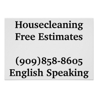 El Housecleaning Impresiones