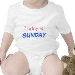 El hoy es domingo