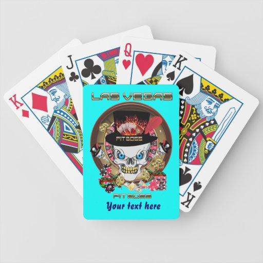 El hoyo Boss de Vegas todo el artista de la opinió Barajas De Cartas