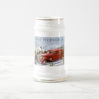 El Hudson 1934 8 - anuncio del vintage Tazas De Café