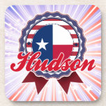 El Hudson, TX Posavasos De Bebida