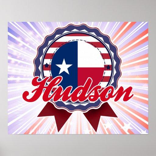 El Hudson, TX Posters