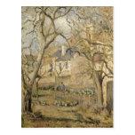 El huerto, 1878 tarjetas postales